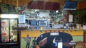 008 Café Rumba interior