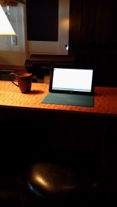 My Workspace at Willows